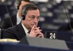 "Brexit, Draghi rispolvera mantra ""Whatever it takes"""