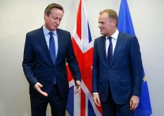 """Tusk: """"con Brexit è a rischio civiltà politica occidentale"""""""