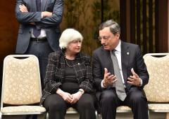 Brexit: banche centrali pronte a fare fuoco insieme