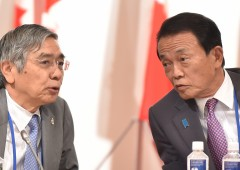 "Tassi negativi, Bank of Japan: ""choc imminente in stile 2003"""