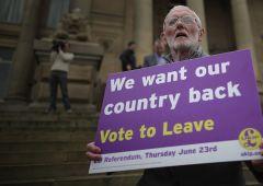 Potenti del pianeta stanno ingigantendo effetto Brexit?