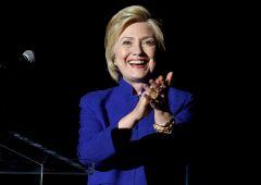 Hillary Clinton ci riprova: corre alle Presidenziali Usa 2020