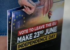 Brexit, choc di cui c'è bisogno per salvare l'euro