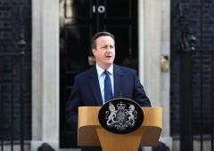 """Brexit, Cameron si dimette: serve nuovo """"capitano"""""""