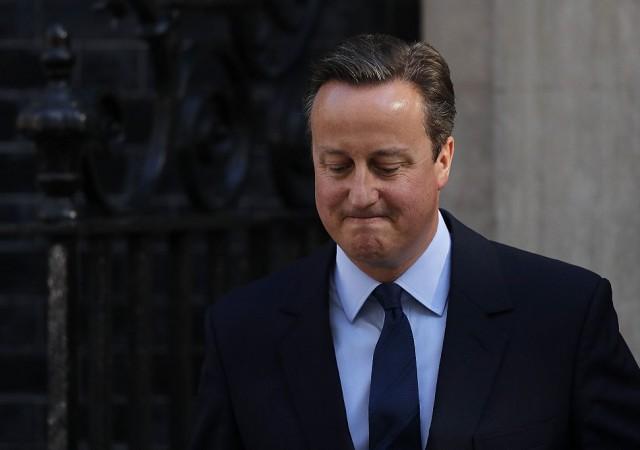 David Cameron si è dimesso in seguito all'esito del voto sulla Brexit