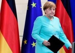 """Merkel: Brexit """"taglio netto"""" per l'Europa"""