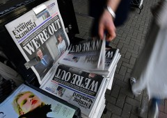 Ironia sui social: ora Londra vuole abbandonare Regno Unito