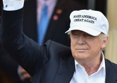 Mercati in allerta: Trump è candidato ufficiale alla Casa Bianca