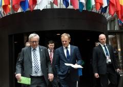 Governo e Borsa esultano: Ue autorizza piano salva banche
