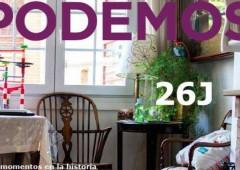 Podemos: programma elettorale come un catalogo Ikea