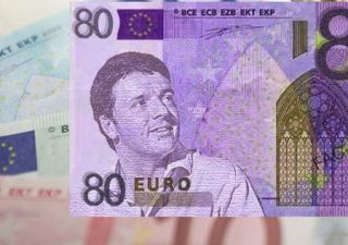Irpef, ipotesi tre aliquote: 80 euro verso