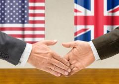 Dopo la Brexit, area di libero scambio fra Usa e Regno Unito