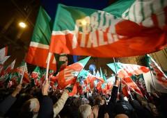 Caos Forza Italia: in Italia centro destra non esiste