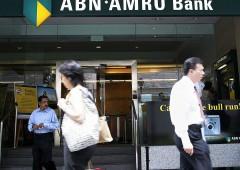 Ci siamo: ABN Amro impone tassi negativi sui depositi
