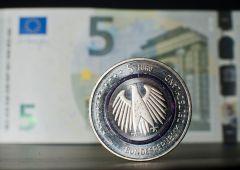 Trauma euro, tedeschi hanno in casa 13 miliardi marchi