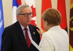 Germanizzazione UE: Merkel al posto di Juncker entro un anno