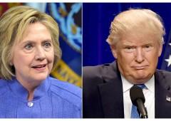 Elezioni Usa: Trump riduce stacco da Clinton, duello serrato