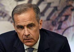 Le nubi sull'economia non frenano la BoE: tassi su di 25 punti base