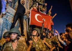 L'impatto del golpe sul cambio euro-lira turca