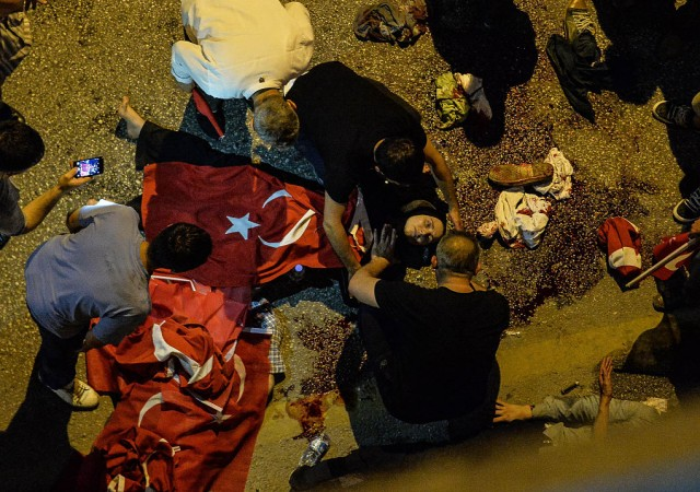 Colpo di stato in Turchia ha fatto 232 vittime