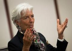 """Lagarde (FMI) bacchetta l'Italia: """"rispetti le regole dell'Ue"""""""