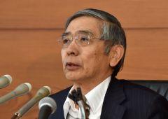 Giappone: Kuroda lascia investitori di stucco
