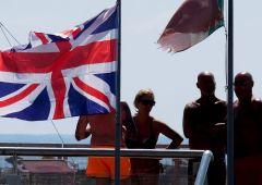 Brexit sulle spiagge d'Italia: 90% degli stabilimenti sventola l'Union Jack