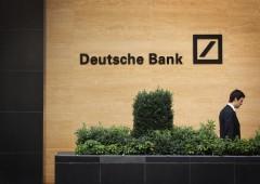 Crisi subprime, Usa chiedono $14 miliardi a Deutsche Bank