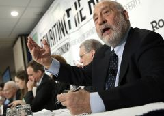 """I mercati hanno fallito? Stiglitz: """"il neoliberismo è morto"""""""