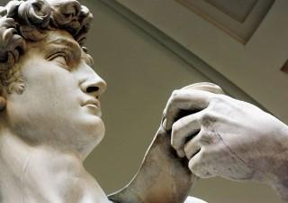 David Michelangelo, pericolo crollo: