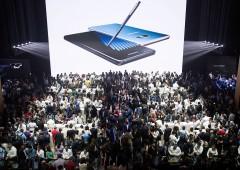 Galaxy Note 7 a rischio esplosione, Samsung verso richiamo. Il video