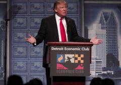 """Trump: rivoluzione fiscale, """"cosa così non c'era da Reagan"""""""