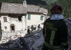Terremoto Centro Italia: un anno dopo 92% macerie a terra