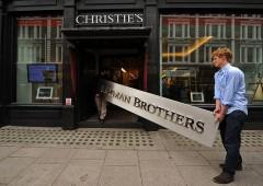 Otto anni fa crac Lehman, oggi rischia questo colosso
