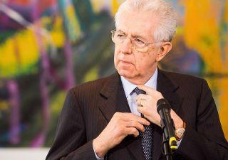 Monti: in Italia c'è voglia di uscire dall'euro