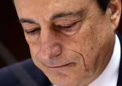 """Italia ed Europa al palo. Citi: """"Da Bce danni a pensioni"""". Draghi in trappola"""