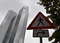 Deutsche Bank: è iniziato il contagio
