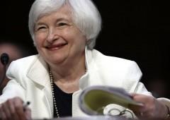 Yellen apre alla possibilità di comprare azioni
