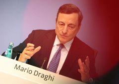 """Bce, Draghi: """"in Europa ci sono troppe banche"""""""