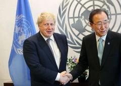 UK: Russia colpevole di crimini di guerra in Siria