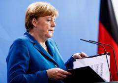 "Merkel: ""surplus commerciale tedesco non è esagerato"""