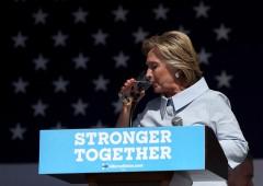 Elezioni Usa, CBS censura Bill Clinton su malore Hillary