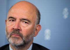 """Moscovici gela Renzi. E """"non è vero che la Germania comanda Ue"""""""