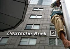 No Merkel a bail out: Deutsche Bank al minimo storico