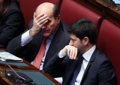 """Bersani: """"PD è casa mia. Solo l'esercito mi può cacciare"""""""