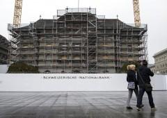 Qualcuno vuole comprare la Banca nazionale svizzera?