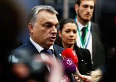 """Ungheria di Orban deride Renzi: """"è nervoso, deficit sale e migranti in massa"""""""