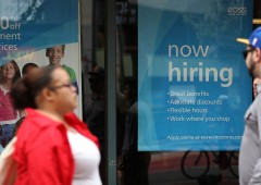 Delusione America: a luglio creati meno posti di lavoro del previsto