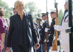 """Militari italiani al confine con la Russia. Ira Mosca: """"Nato distruttiva"""""""