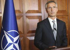"""Stoltenberg (NATO): """"Nel 2018 militari italiani al confine con la Russia"""""""